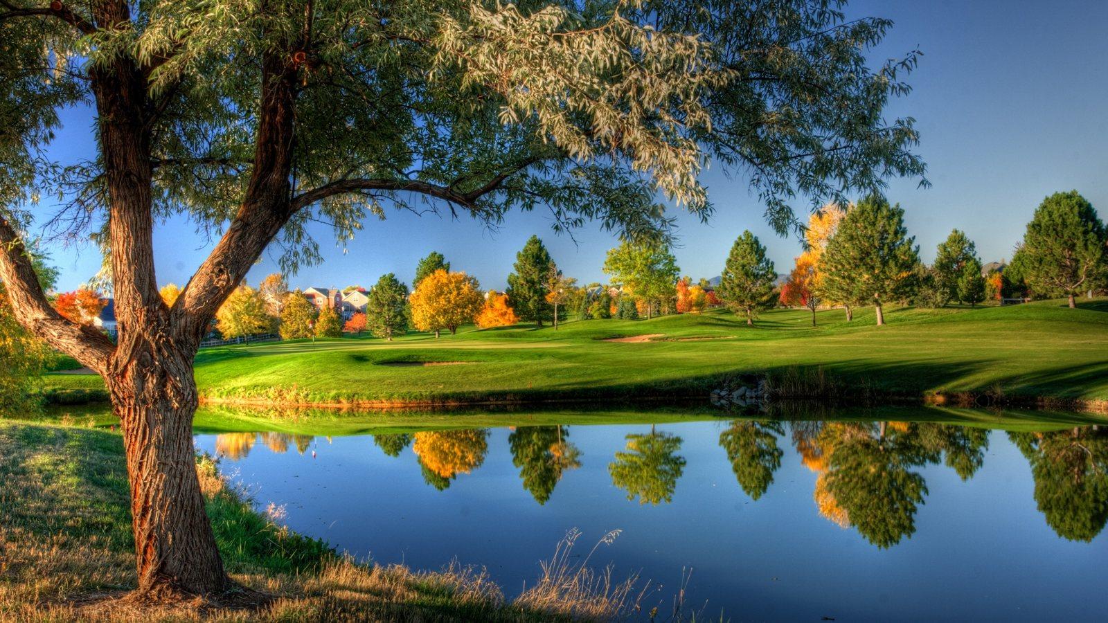 marvelous autumn landscape wallpapers