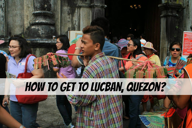 How To Get To Lucban, Quezon From Manila