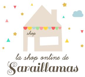 Visita la Saraillamas SHOP