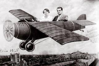 Luis Buñuel y hermana