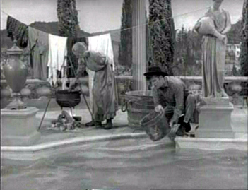 Truth without excuse moving to beverly hills that is for Beverly hillbillies swimming pool