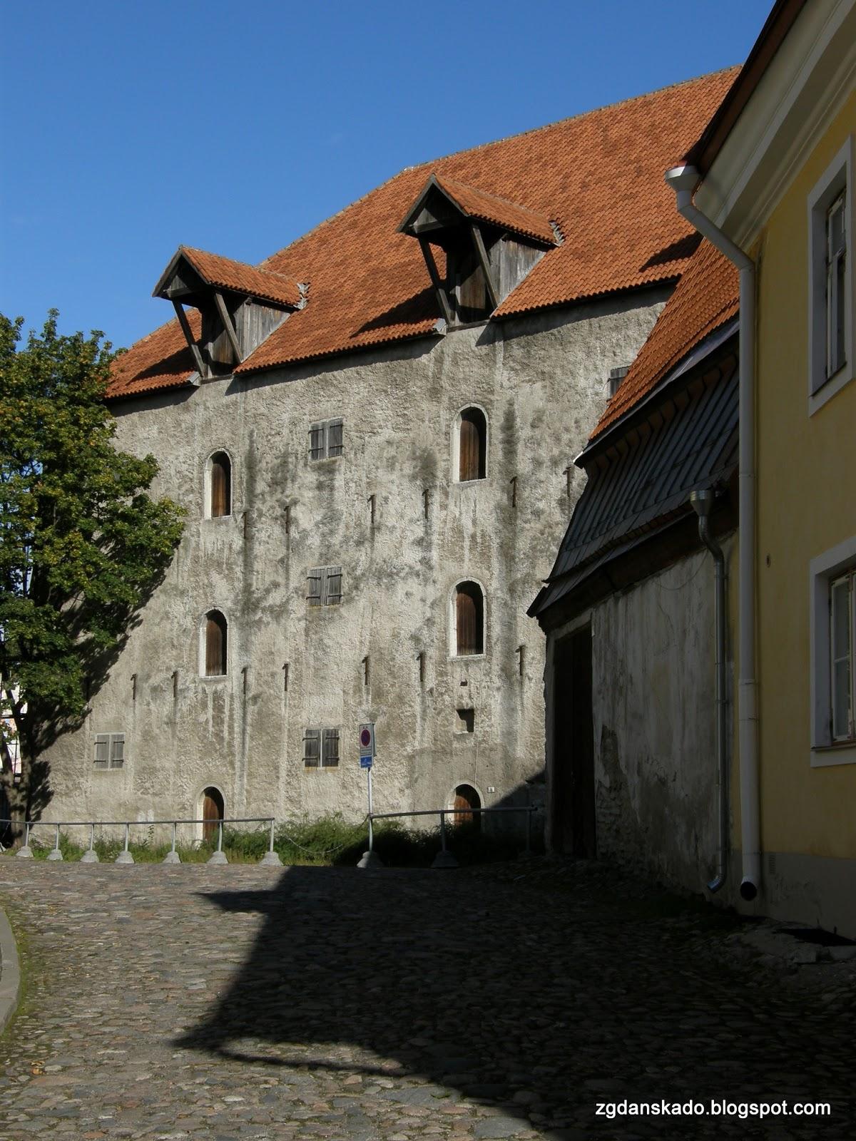 Tallinn - spichlerze