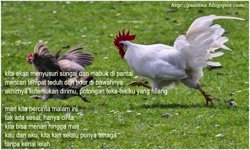 """Puisi Cinta Dari Satu Sentuhan - """"Arjuna Linglung"""""""