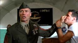 El sargento de hierro, 1986
