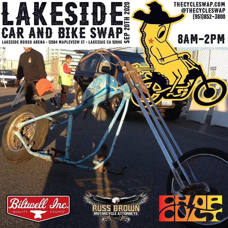 Lakeside Car and Bike Swap