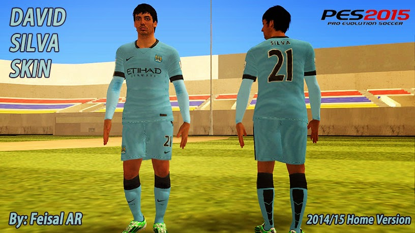 david silva man city gta