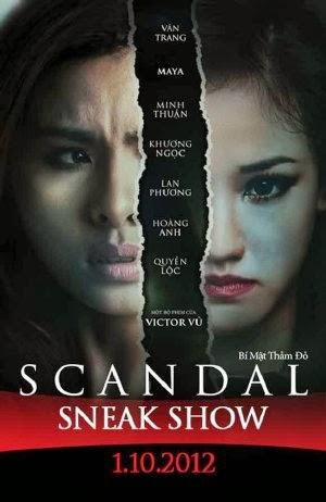 Bí Mật Thảm Đỏ - Scandal (2012)