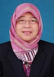 Pengetua Cemerlang DG 54 SMK Seri Serdang