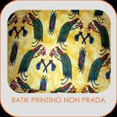 Batik Printing Non Prada