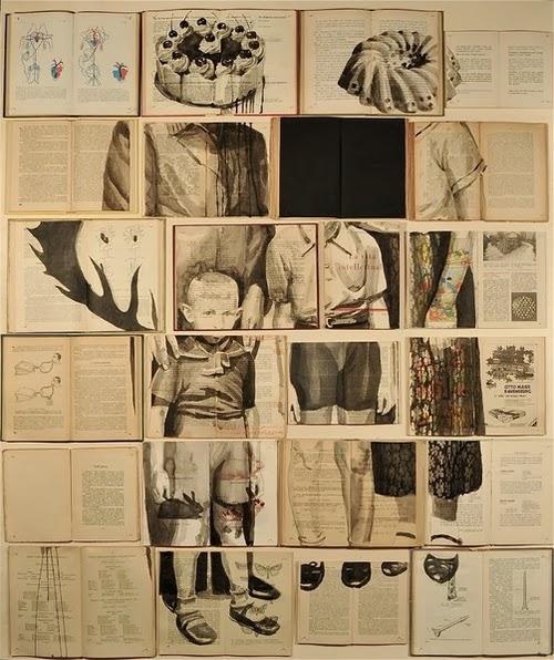08-Russian-Artist-Ekaterina-Panikanova-Book-Page-Drawings-www-designstack-co