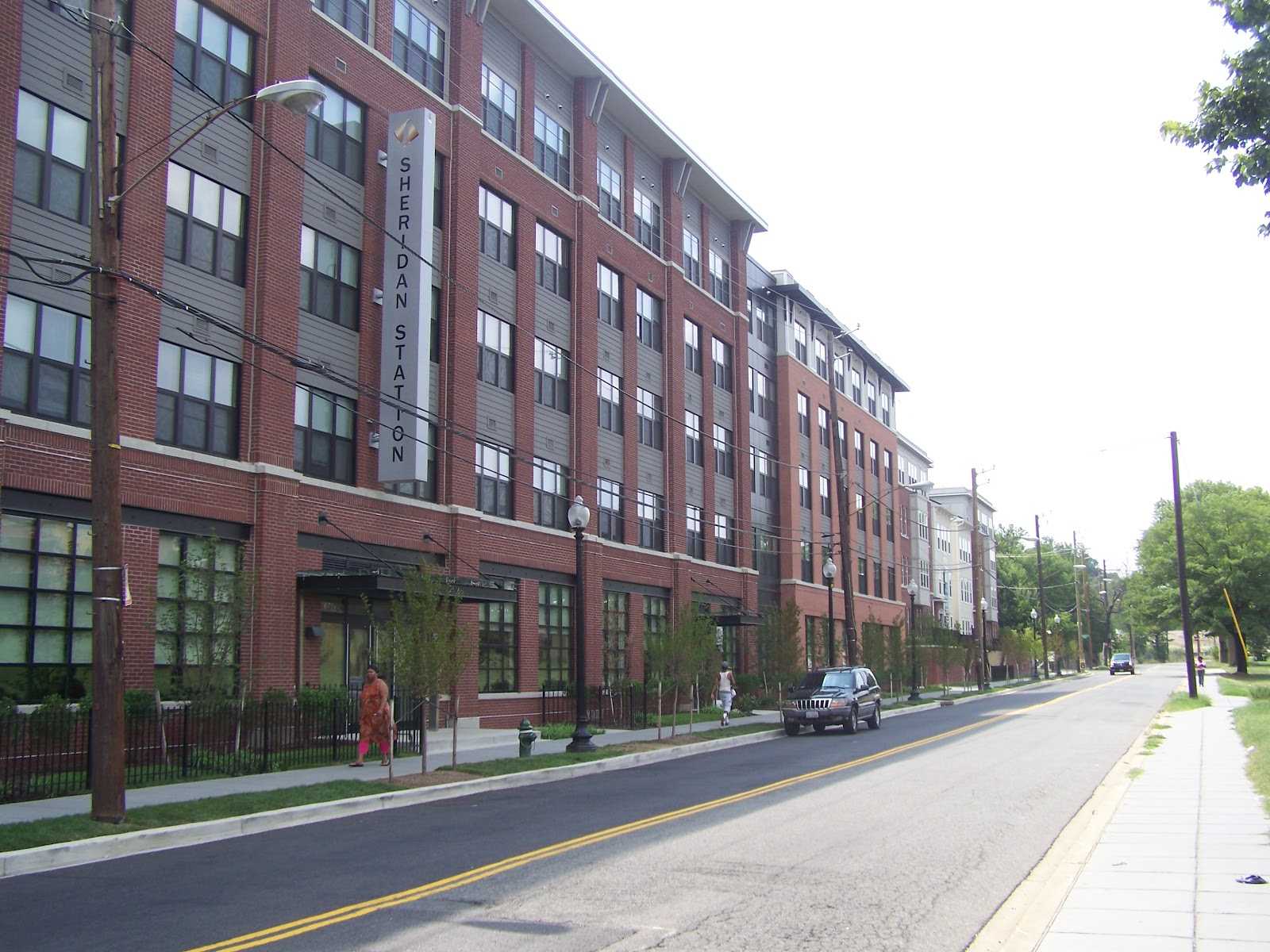 Rebuilding Place in the Urban Space Federal tax credit programs