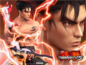 #8 Tekken Wallpaper