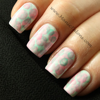 Soak Off Gel Nimbus Nail Art