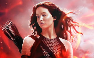 free hd images of katniss in the hunger games catching fire for laptop