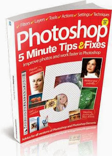 Bookazines Photoshop 5 Minutes Tips and Fixes