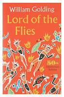 Book cover of Lord of the Flies by William Golding