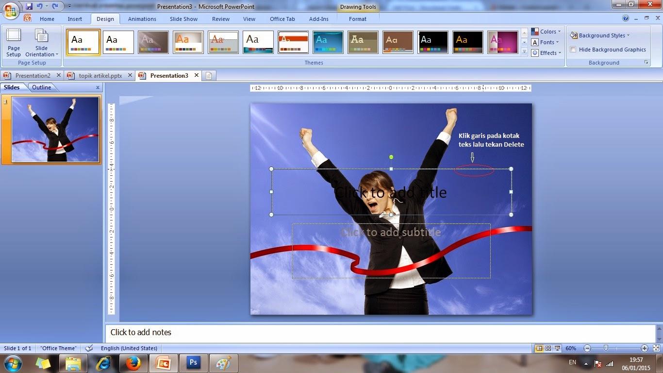 cara, membuat, slide, presentasi, menarik