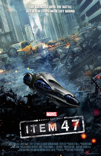 Item 47 Poster Marvel