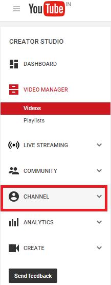 यू ट्यूब चैनल को कैसे सत्यापित करें
