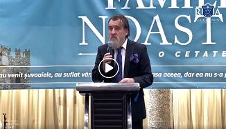 Iacob Coman 🔴 Conferința pentru familii - Poiana Brașov