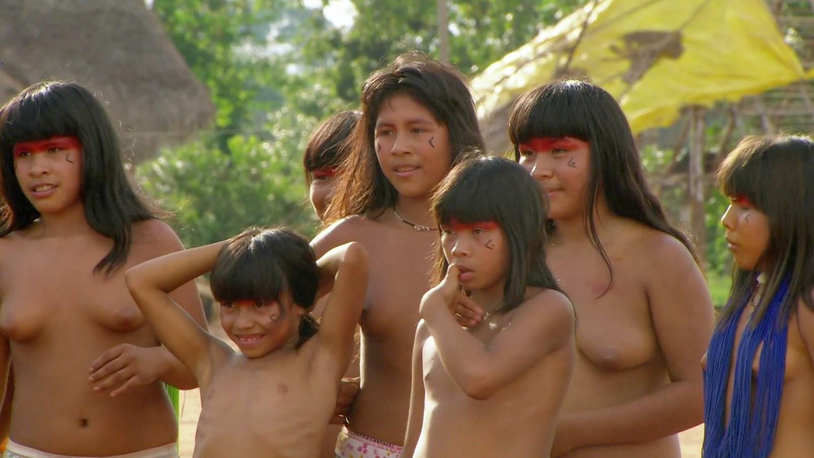 Слезы Амазонки / Tears of the Amazon. 2010.