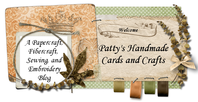 Patty&#39;s Handmade Cards and Crafts