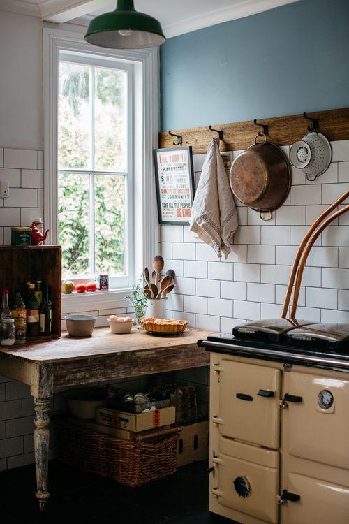 La Fabrique à Déco Meubler Sa Cuisine Comme Un Chef Avec Une - Four cuisiniere gaz pour idees de deco de cuisine