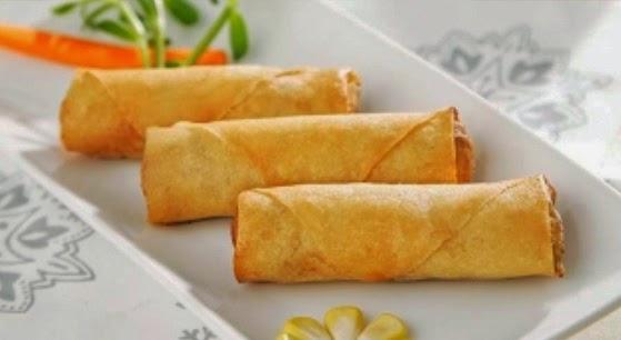 Vietnamese Crispy Spring Roll - Nem rán / Chả giò