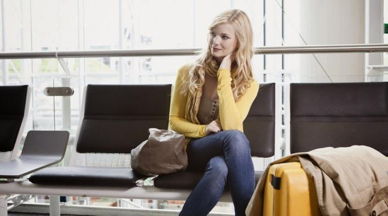 Esperar Antes De Un Viaje