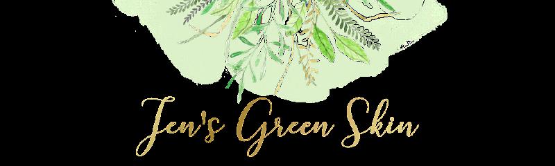 Jen's Green Skin