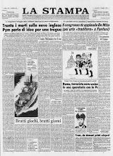 LA STAMPA 6 MAGGIO 1982