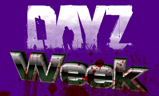 Kodabar DayZ blog DayZ  how to stay alive for more than five minutes