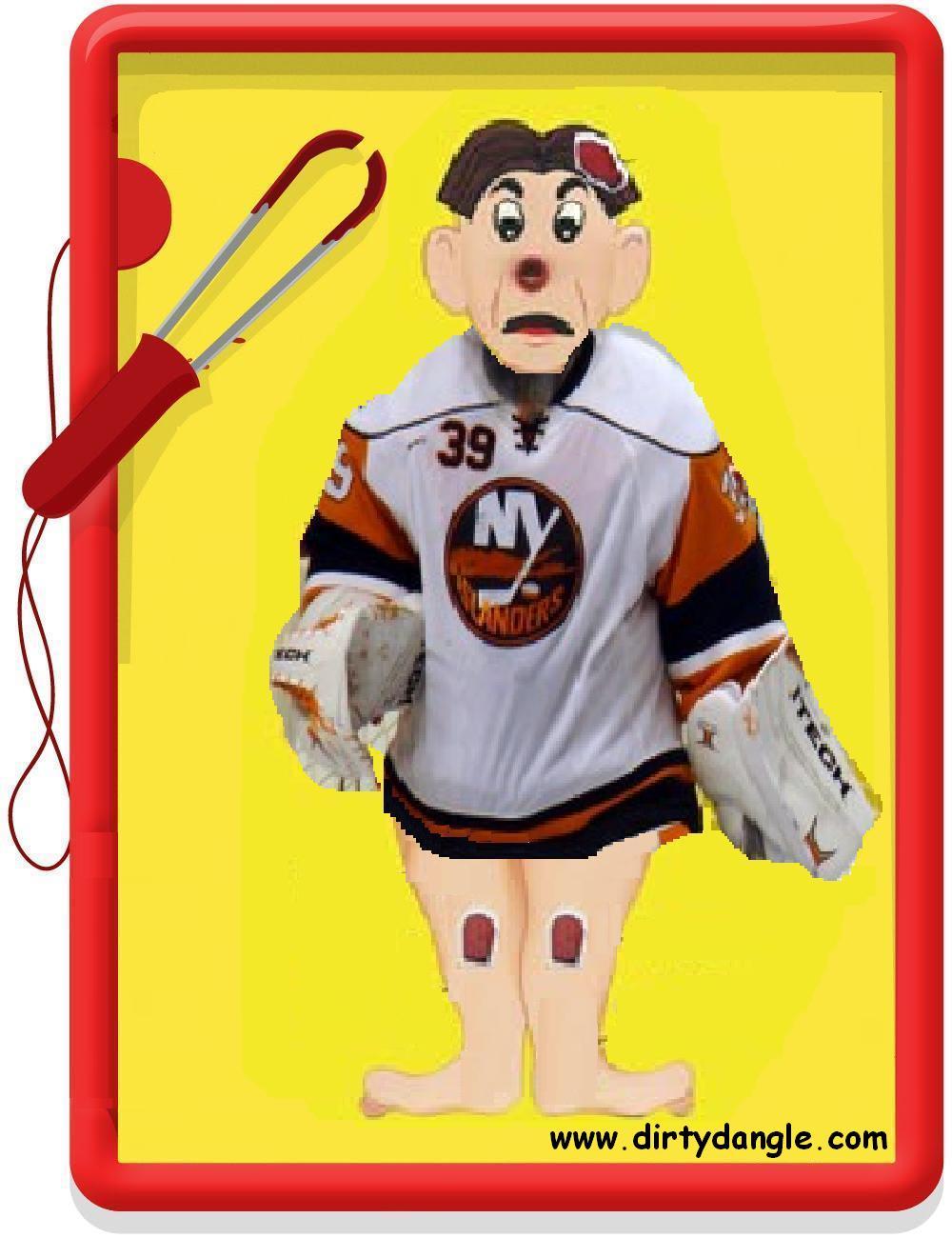 Dirty Dangle Hockey: NHL Band-Aids