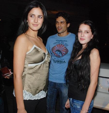 Katrina Kaif Family