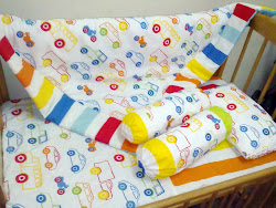 BABY QUILT VEHICLE SET