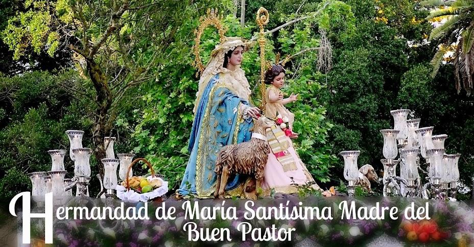 Hermandad de María Santísima Madre del Buen Pastor (Divina Pastora de Trille) (Cádiz))