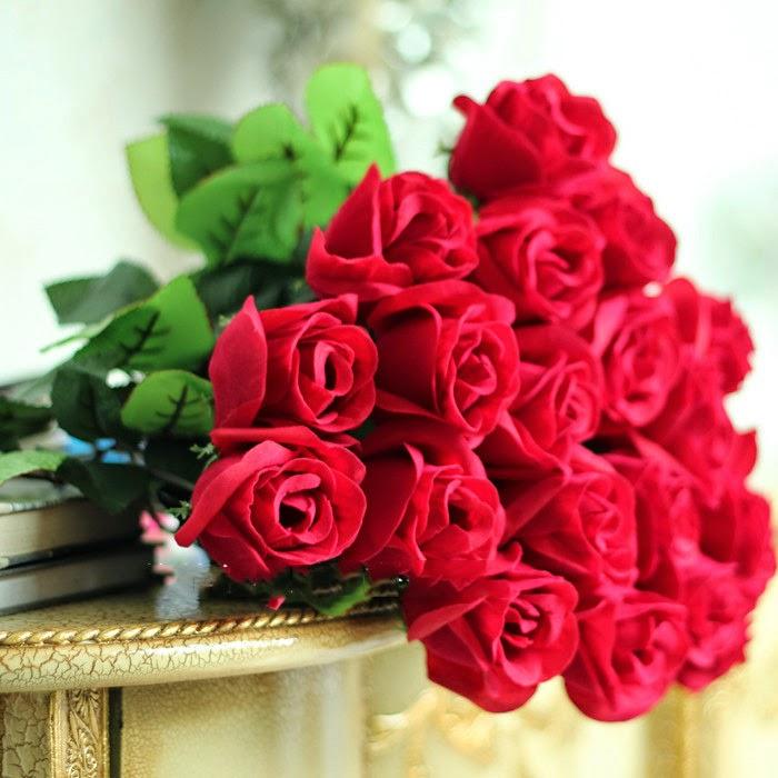 ανθέμιο κόκκινα τριαντάφυλλα