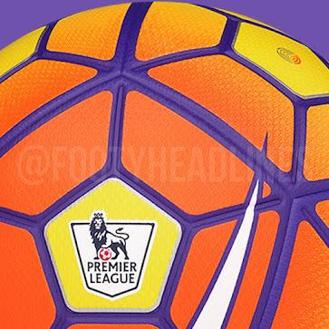 Conocé la pelota Nike de la Premier League que usarán durante el invierno