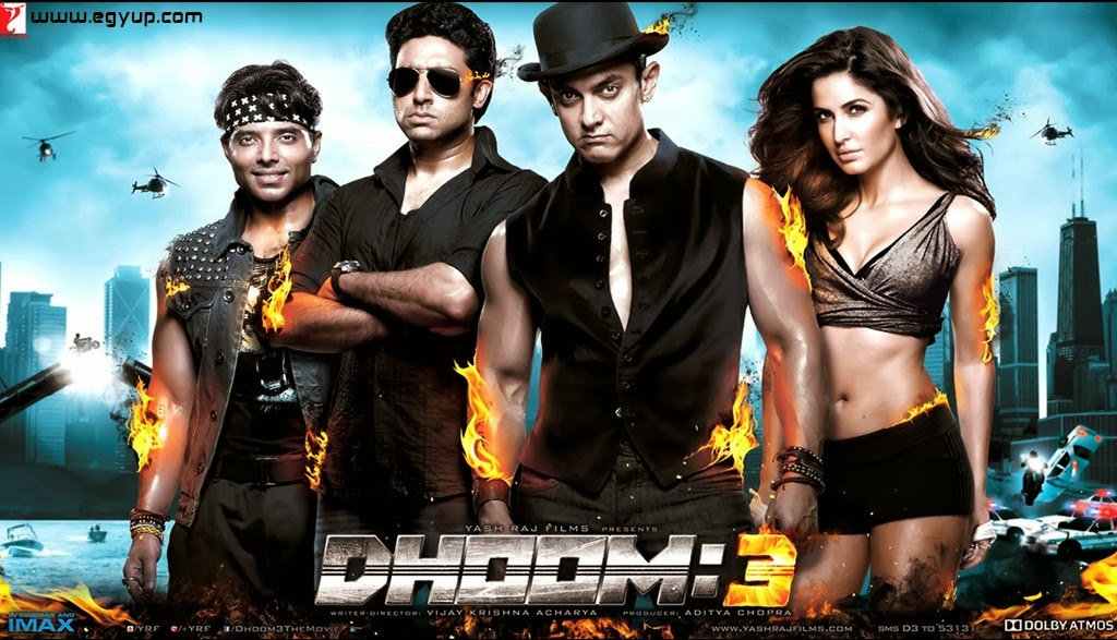 مشاهدة الفيلم المنتظر Dhoom 3