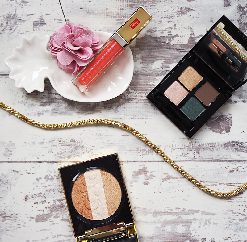 Elizabeth Arden Golden Opulence autumn winter makeup collection review