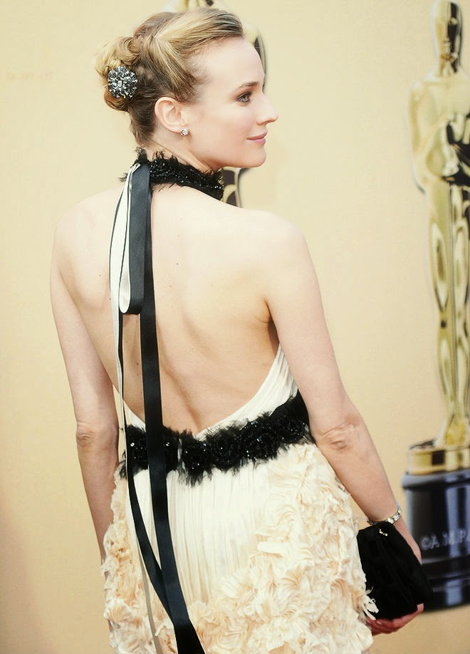 Diane Kruger  in Chane Haute Couture