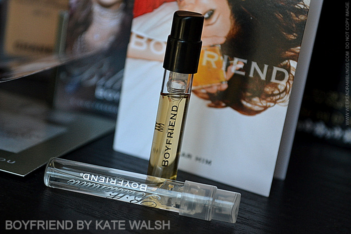 Kate Walsh Eau de Parfum Spray - Billionaire Boyfriend - Fragrance Review - Celebrity Perfume