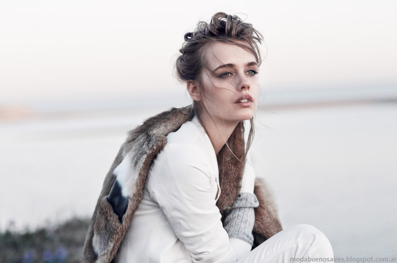 Paula Cahen D'Anvers otoño invierno 2015. Moda otoño invierno 2015.