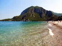 Cirali Beach Turkey