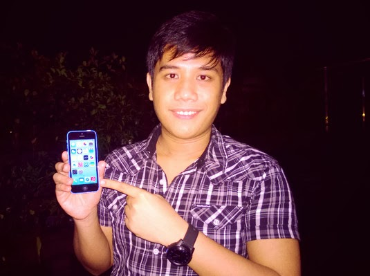 Apple iPhone 5C, iPhone 5C Philippines, Kimstore iPhone 5C, Kimstore, Mark Milan Macanas