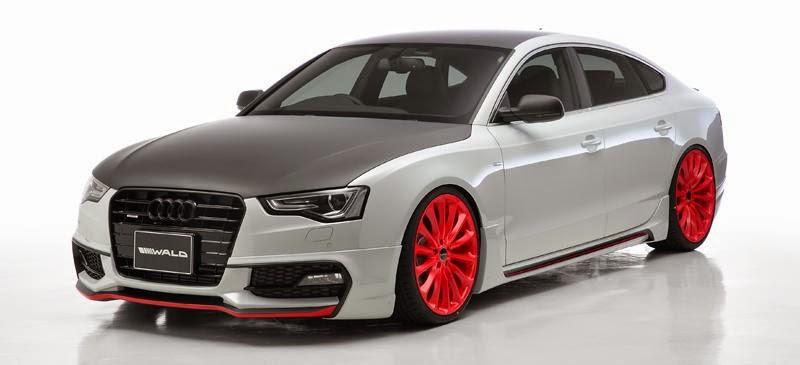 Wald Audi A5 Sportback