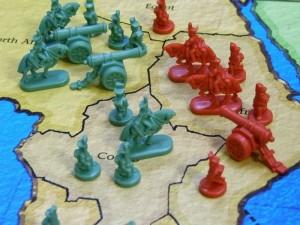 El juego de la conquista del mundo