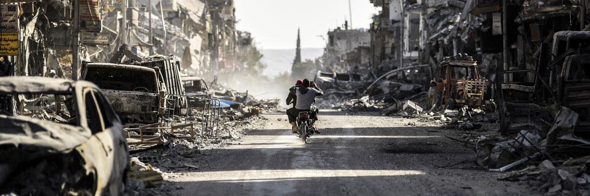 Los conflictos en Oriente Medio