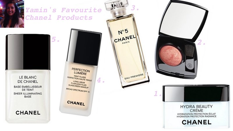 Guest Post: Yasmin's Top Chanel Picks