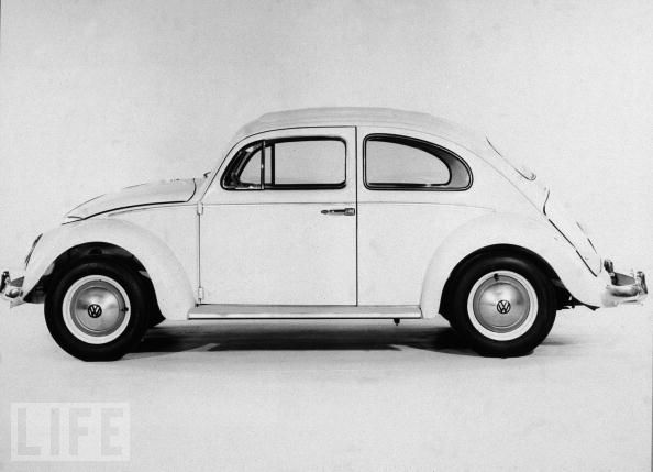 In The End Blogs Volkswagen Beetle History From Hitler